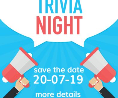 Rangers Trivia Night Poster