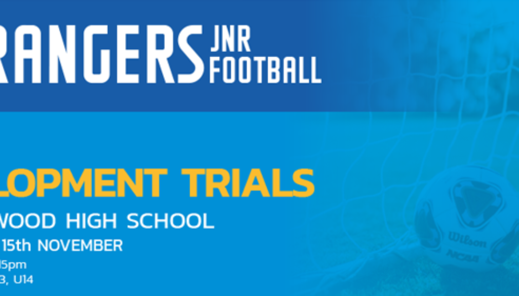 CR JF 2021 Dev Trials