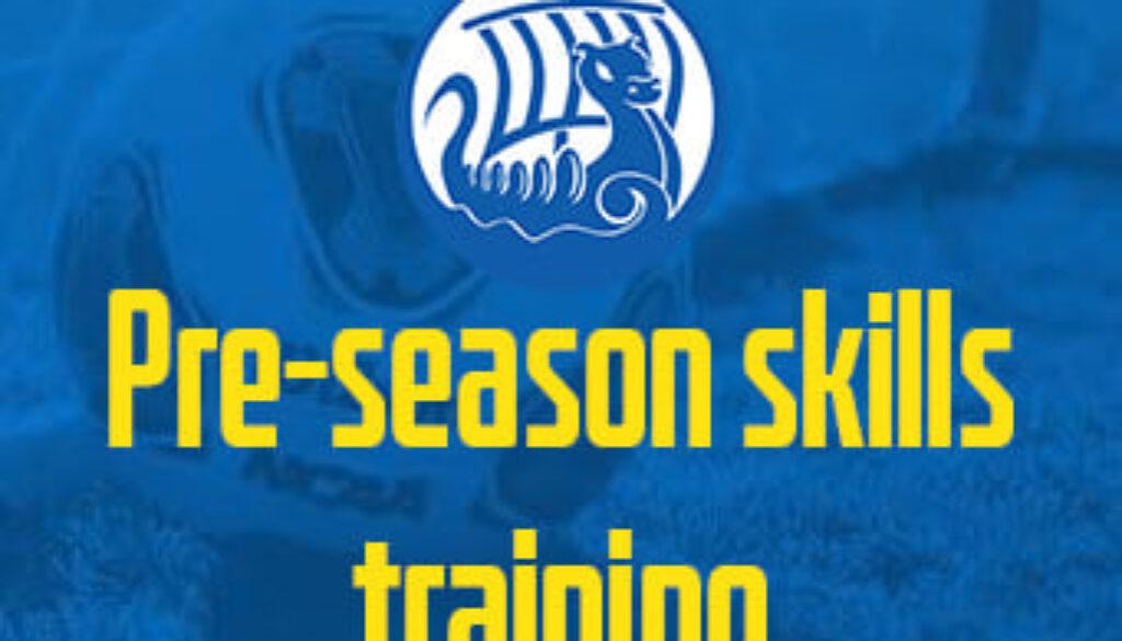 PreSeason-Skills-Training